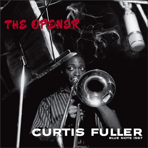 Curtis Fuller - The Opener Jacket Cover