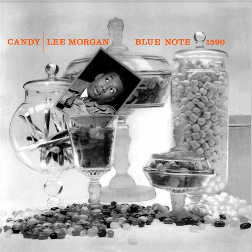Lee Morgan - Candy Jacket Cover