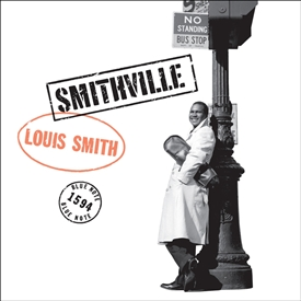 Louis Smith - Smithville Vinyl Jacket Cover