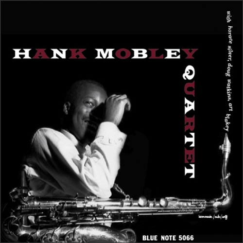 Hank Mobley Quartet - w/ Outakes Jacket Cover