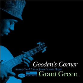 Grant Green - Gooden's Corner Jacket Cover