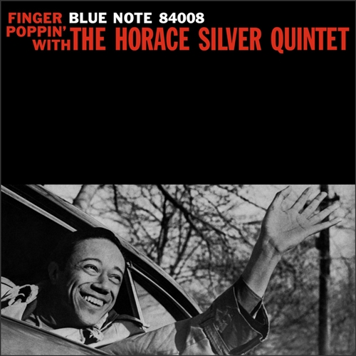 Horace Silver - Finger Poppin' Jacket Cover