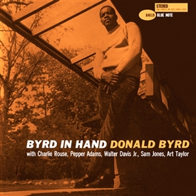Donald Byrd - Byrd In Hand Jacket Cover