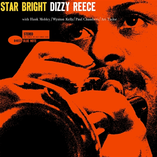 Dizzy Reece - Star Bright Jacket Cover