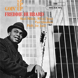 Freddie Hubbard - Goin' Up Jacket Cover