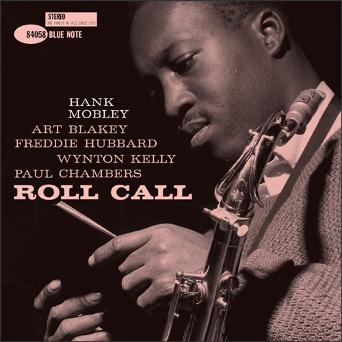 Hank Mobley - Roll Call Jacket Cover