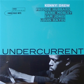 Kenny Drew - Undercurrent Jacket Cover