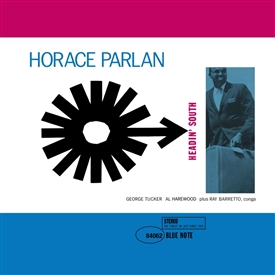 Horace Parlan Headin' South Jacket Cover