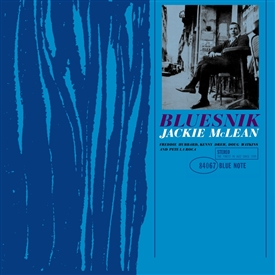 Jackie McLean - Bluesnik Jacket Cover