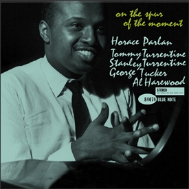Horace Parlan - Spur of The Moment Jacket Cover
