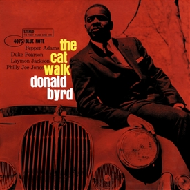 Donald Byrd - The Cat Walk Jacket Cover
