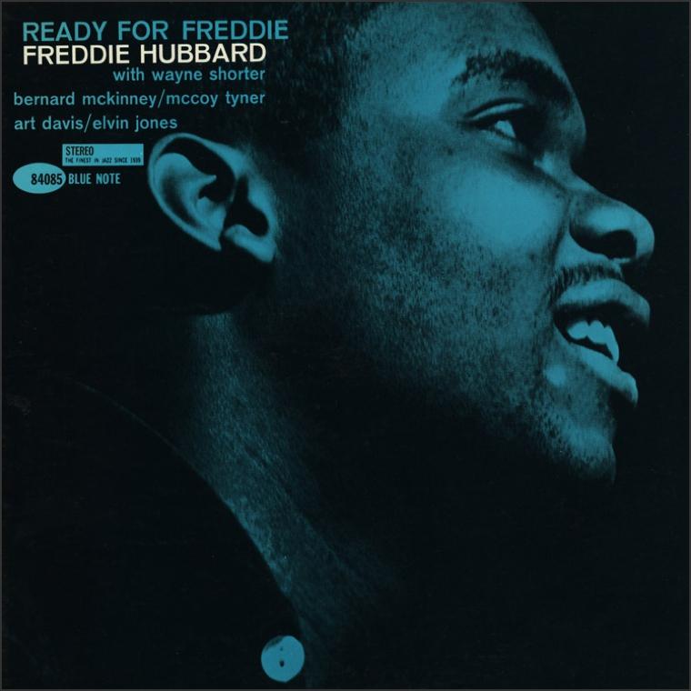 Freddie Hubbard Ready For Freddie Blue Note Vinyl Reissue