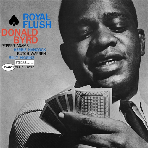 Donald Byrd - Royal Flush Jacket Cover