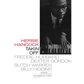 Herbie Hancock - Takin' Off Jacket Cover