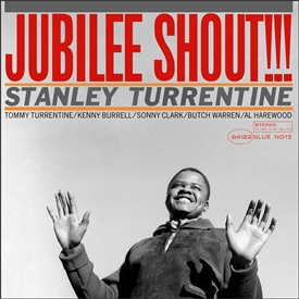 Stanley - Turrentine - Jubilee Shout!!! Vinyl Jacket Cover