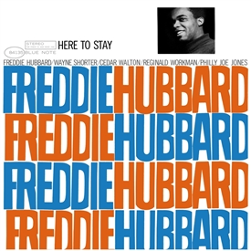 Freddie Hubbard - Here To Stay Jacket Cover