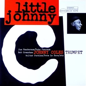 Johnny Coles - Little Johnny C Jacket Cover