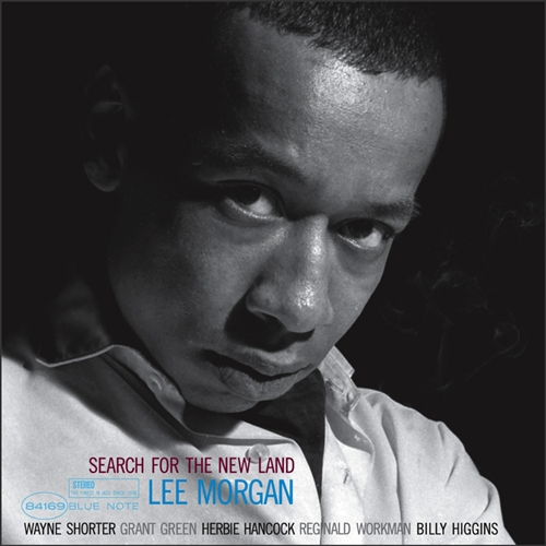 Lee Morgan - Search The New Land Vinyl Jacket Cover