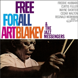 Art Blakey - Free For All