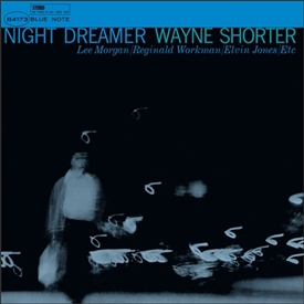 Wayne Shorter - Night Dreamer Vinyl Jacket Cover
