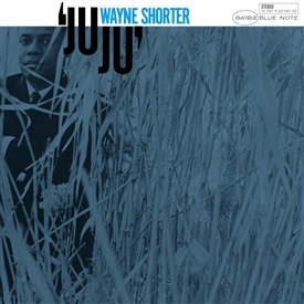 Wayne Shorter - Juju Vinyl Jacket Cover