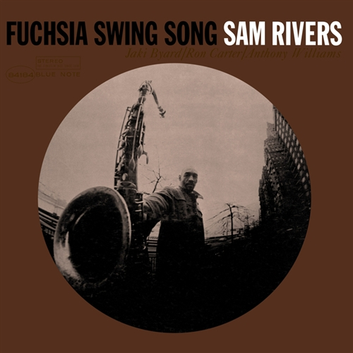 Sam Rivers - Fuchsia Swing Song Vinyl Jacket Cover