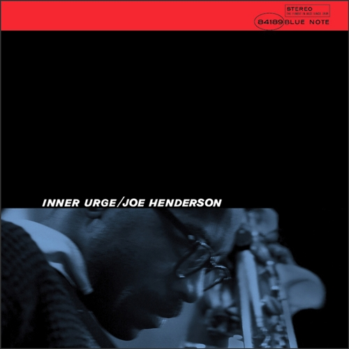 Joe Henderson - Inner Urge Jacket Cover