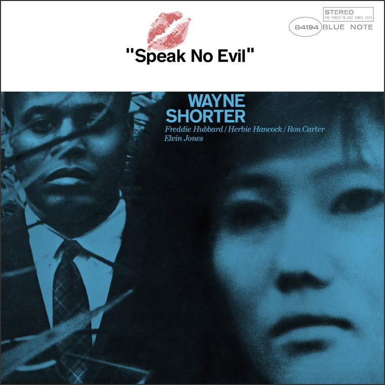 Wayne Shorter - Speak No Evil - Blue Note Vinyl Reissue 45 RPM
