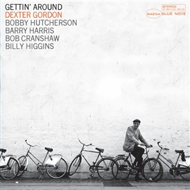 Dexter Gordon - Gettin' Around Jacket Cover