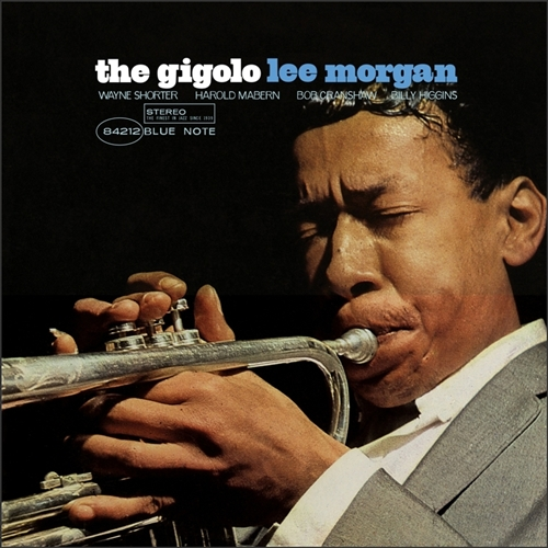 Lee Morgan - The Gigolo Vinyl Jacket Cover