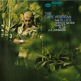 H. Silver - The Cape Verdean Blues Jacket Cover