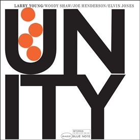 Larry Young - Unity Jacket Cover