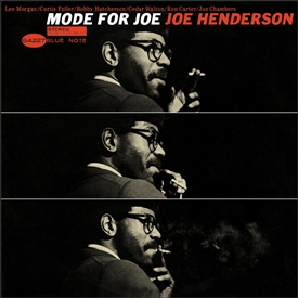 Joe Henderson - Mode For Joe Jacket Cover
