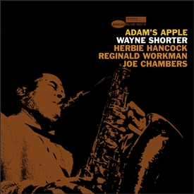 Wayne Shorter - Adam's Apple Vinyl Jacket Cover
