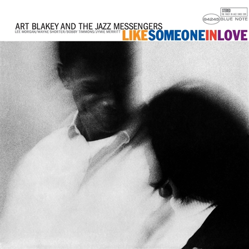 Art Blakey - Like Someone In Love - Jacket Cover
