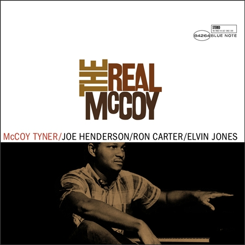 McCoy Tyner - The Real McCoy Vinyl Jacket Cover