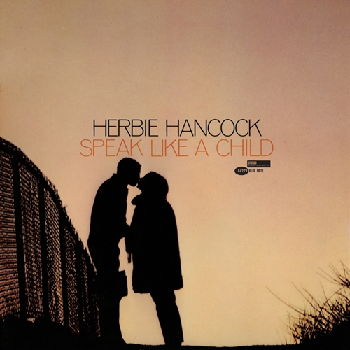 Herbie Hancock - Speak Like A Child Jacket Cover
