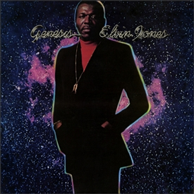 Elvin Jones - Genesis Jacket Cover