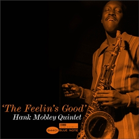 Hank Mobley - The Feelin's Good' Jacket Cover