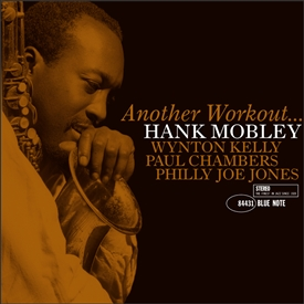 Hank Mobley - Another Workout... Jacket Cover