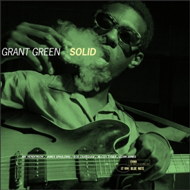 Grant Green - Solid Jacket Cover