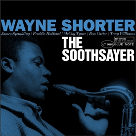 Wayne Shorter - The Soothsayer Vinyl Jacket Cover