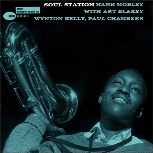 Hank Mobley - Soul Station Jacket Cover
