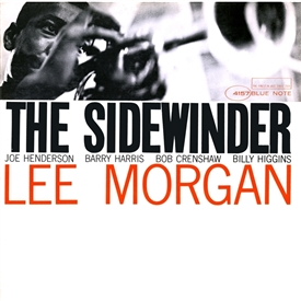 Lee Morgan - The Sidewinder Vinyl Jacket Cover