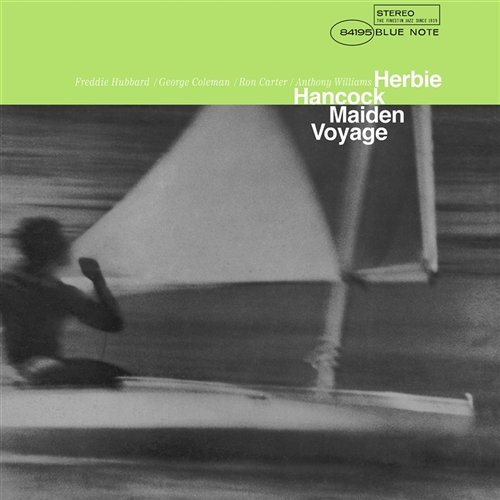 Herbie Hancock - Maiden Voyage Jacket Cover