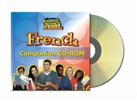 Standard Deviants School French Companion CD