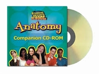 Standard Deviants School Anatomy Companion CD