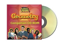 Standard Deviants School Geometry Companion CD