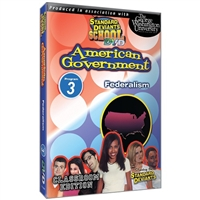 Standard Deviants School American Government Module 3: Federalism