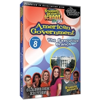 Standard Deviants School American Government Module 8: Executive